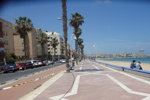 Paseo Marítimo de Melilla