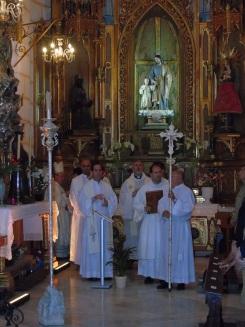 Procesión ceremonial