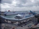Puerto de Melilla y Balearia