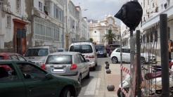 La trampa, calle Mariano Bartolomé