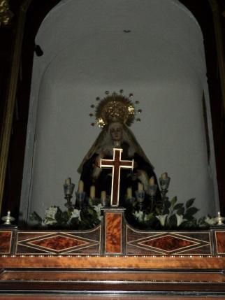 Soledad, Melilla La Vieja