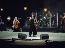 Ara Malikian y sus músicos