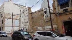 Calle Antonio Calduch, solar
