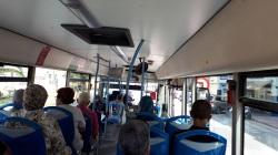 La COA, autobús urbano de Melilla