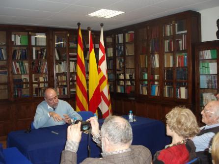 Profesor Enrique Gozalbes