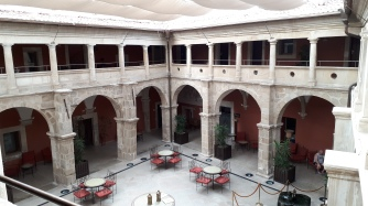 Hotel Izan, antiguo convento