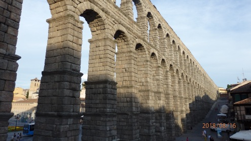 Segovia, acueducto romano