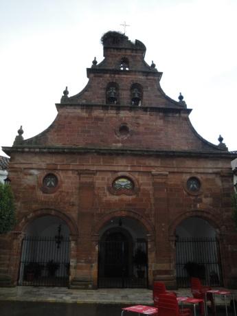 Iglesia de Las Navas de Tolosa