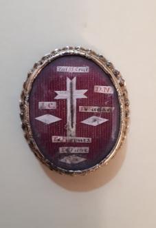 Relicario Lignum Crucis