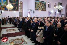 Ahmadinejab y la comunidad cristiana armenia