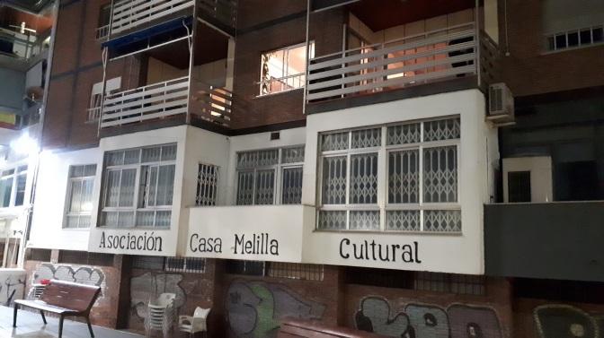 Almería, Casa de Melilla 2018