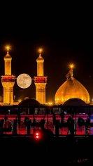 Alminares persas en Mashhad
