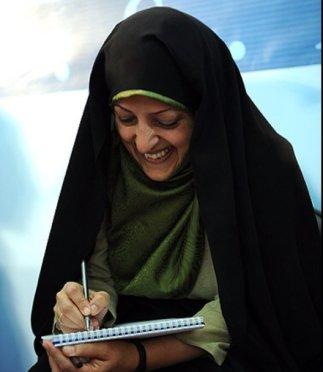 Massoumeh Ebtekar, Vicepresidenta de Irán