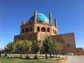 Mausoleo Oljaytu en Soltaniyeh
