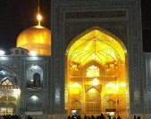 Santuario sagrado de Mashhad
