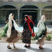 Mujeres iraníes