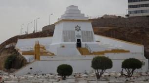 Túmulo funerario de Regulares, Melilla