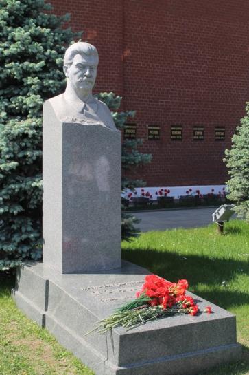 Tumba actual de Stalin