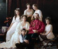 Familia imperial rusa (by Olga Shimina)