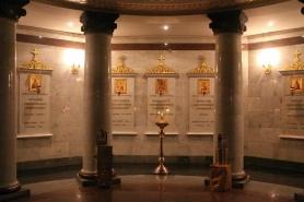 Panteón de los Romanov