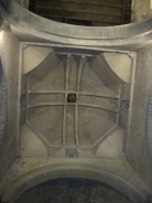 San Millán, Segovia. Bóveda califal