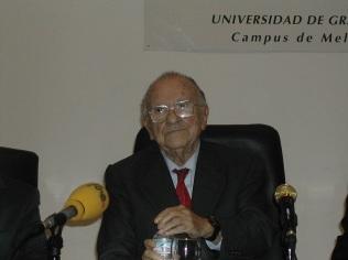 Santiago Carrilo, Melilla 2003