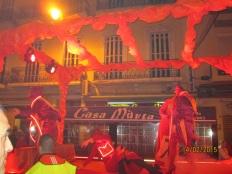 Carroza del diablo, 2015