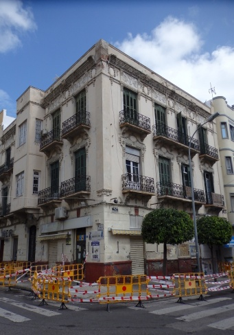 Edificio, Cardenal Cisneros
