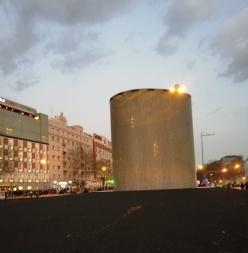 Monumento plaza de Atocha
