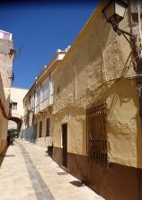 San Miguel, paseo andaluz