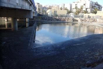 El cieno del estanque