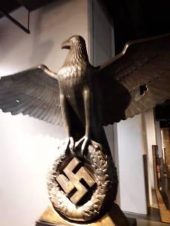 Insignia capturada a los nazis