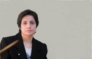Abogada Nasrin Sotoudeh