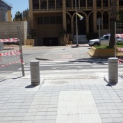 Nuevo paso de peatones