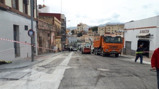 Rastro, calle Montes Tirado