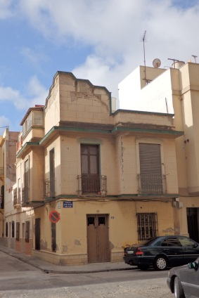 Calle Teniente Mejías