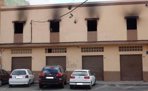 Calle El Polvorín