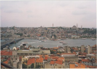 Estambul desde Gálata