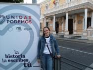 Claudia Iusco, la candidata rumana