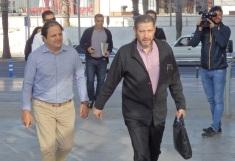 Mustafa Aberchán y Hassan Mohatar