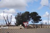 Poda, antiguo cuartel de Artilería