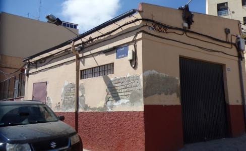 Calle Infantería, vivienda