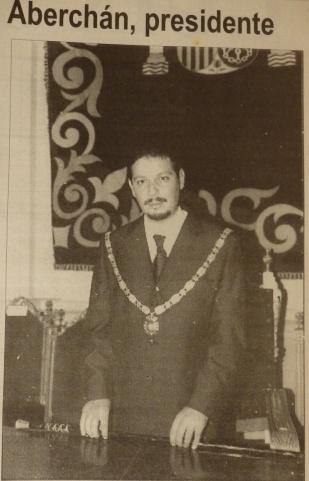 Aberchán Presidente, 1999