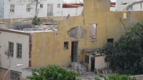 Demolición interior