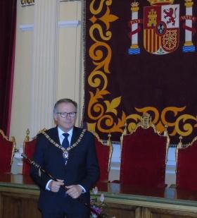 Eduardo de Castro, V Presidente de Melilla