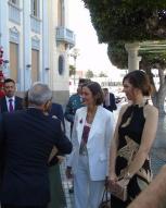 Ministra Reyes Maroto y Delegada Sabrina Moh