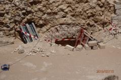 Arco enterrado