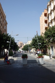 Calle cerrada, Conde de Alcaudete