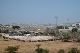 Ciudad del fútbol y depósitos