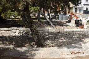 Remodelación parque Lobera